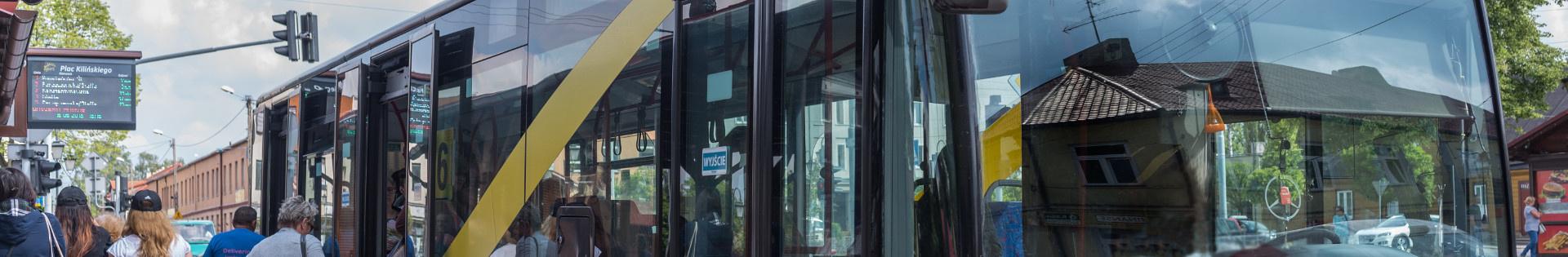 Obraz główny - autobus MUK